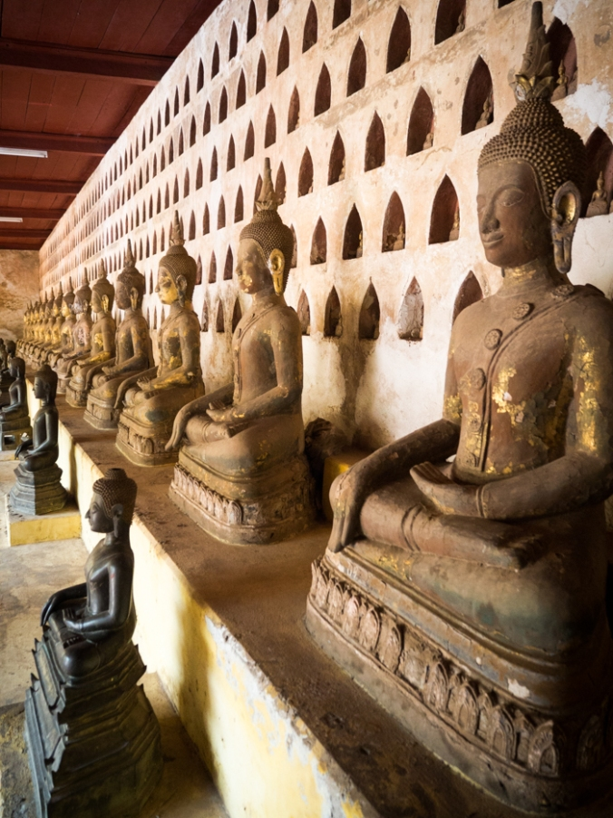 Wat Sisaket - All the Buddhas