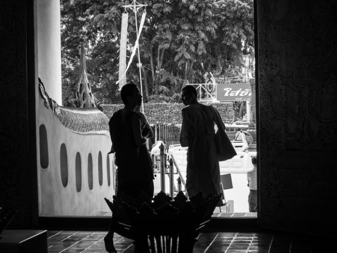 Monks everywhere