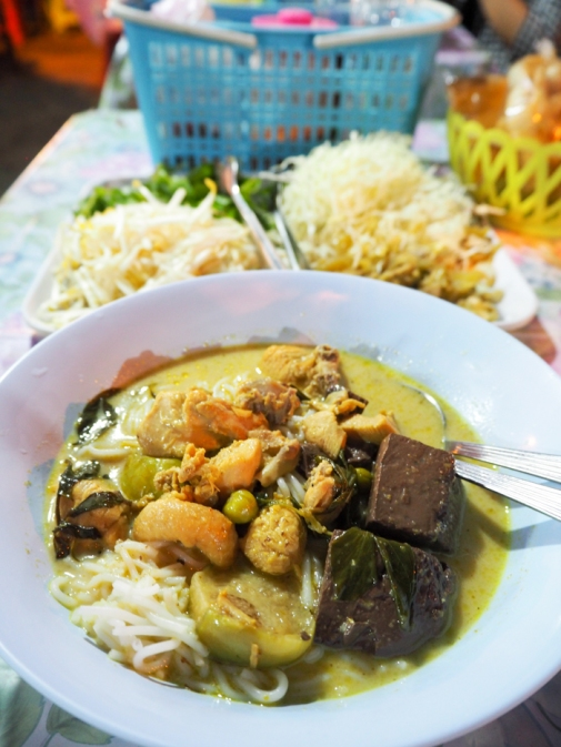 The best thai green curry