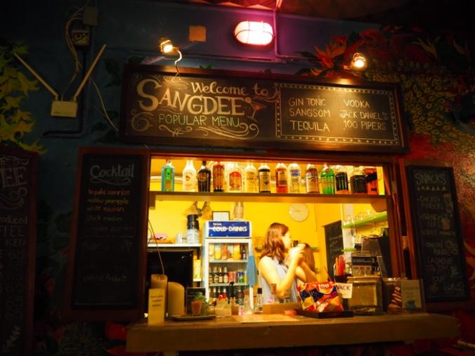 Sangdee bar