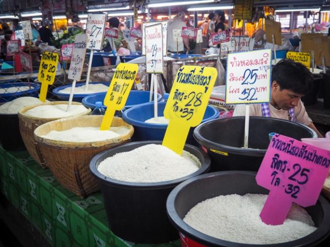 So many varieties of rice